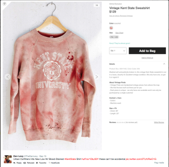 Urban Outfitters Vintage Kent
