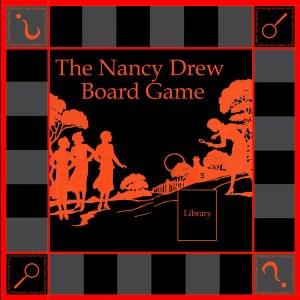 nancy drew board game