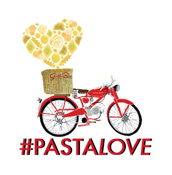 Pasta Love National Pasta Month