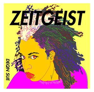 deqn sue zeitgeist album cover