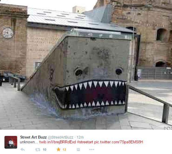 street art buzz graffiti