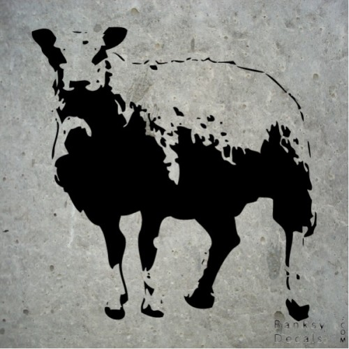 blek-le-rat-sheep-wall-decal