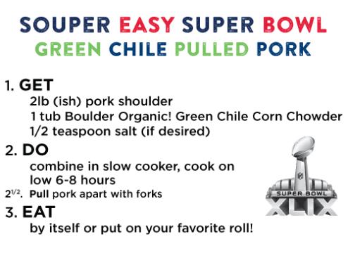 SB Recipe