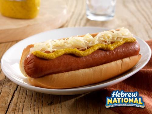 Hebrew National Hotdogs