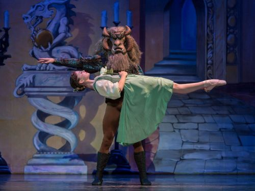 Beauty and the Beast Inland Pacific Ballet