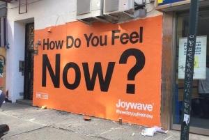 how do you feel now, graffiti