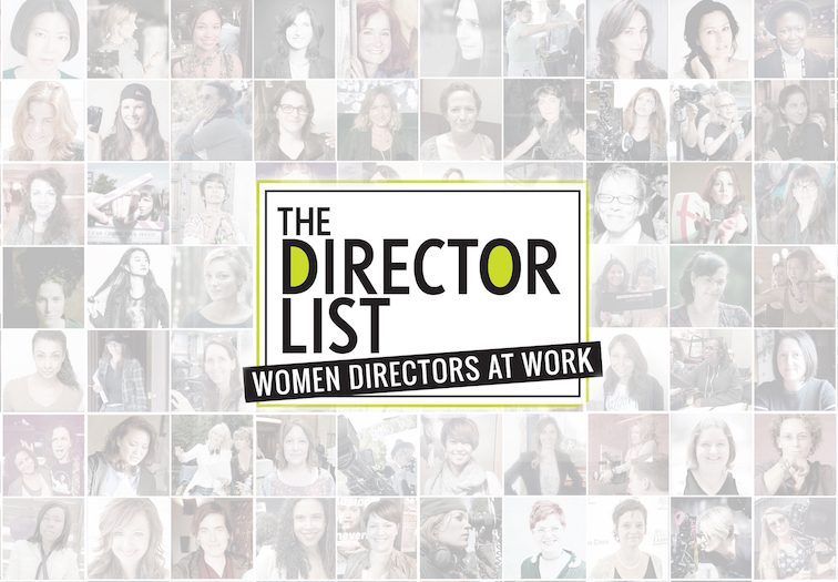 The Director's List women filmmakers