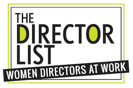 The Director List, women directors, women in film and television