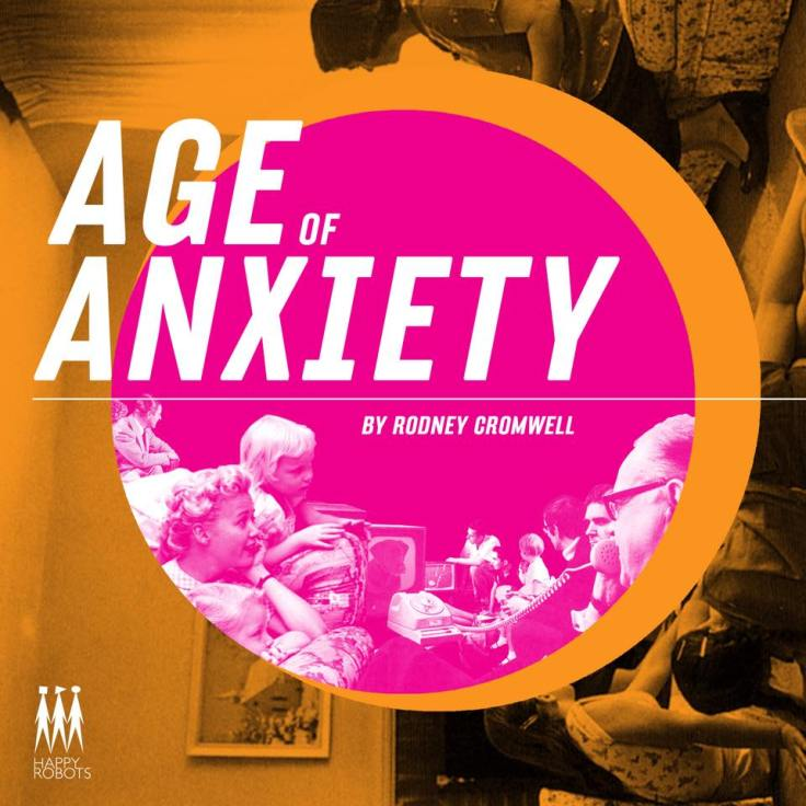 EP cover, Album cover, Age of Anxiety