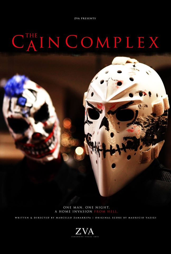 The Cain Complex poster