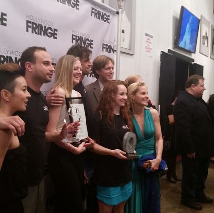 Hollywood Fringe Festival awards