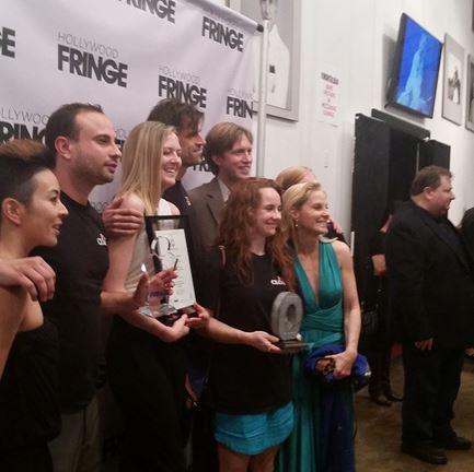 Hollywood Fringe Festival awards