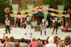 Shakespeare ish hollywood fringe theater review hollywood fringe
