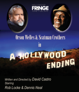 Orson Welles, Scatman Crothers, theatre