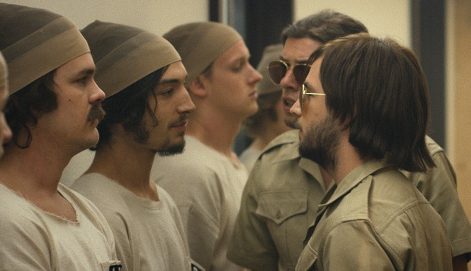 prison, prisoners, guards, film, Standford Prison Experiment