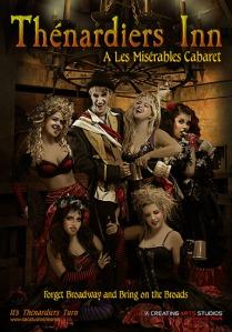 Thenardiers Inn poster Hollywood Fringe