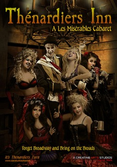 Thenardiers Inn poster Hollywood Fringe