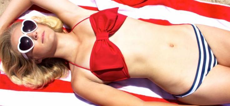 Cabana Anna, swimwear, made in the USA