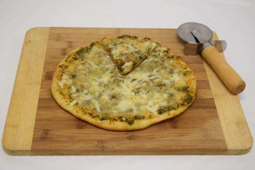 Pesto-Pizza-med