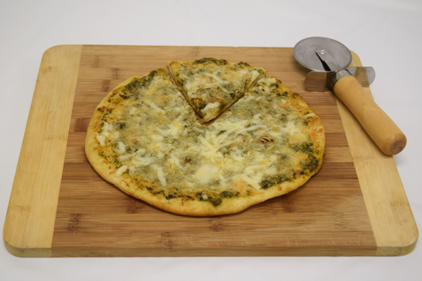 Pesto-Pizza-med