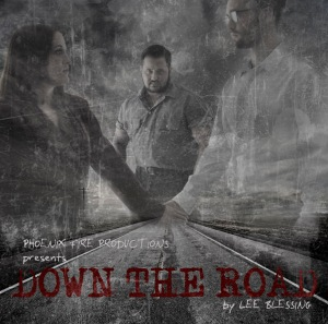 Down The Road Poster
