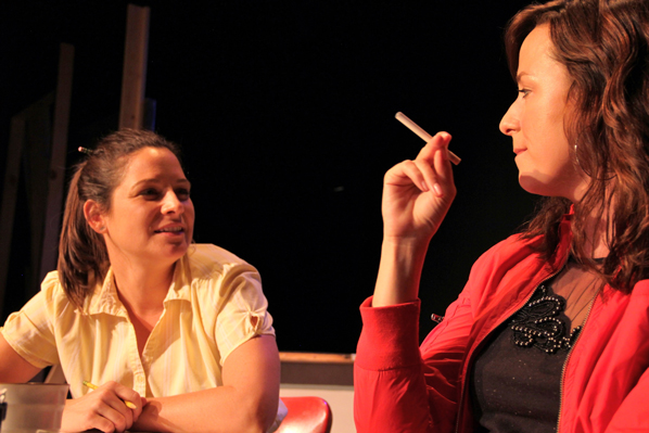 Rosemary with Ginger, Sibling Rivalry, Lounge Theatre