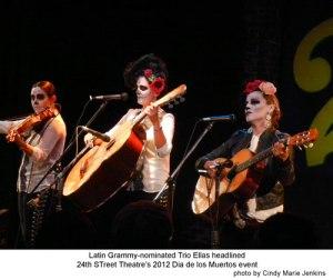24th street theatre dia de los muertos mariachi