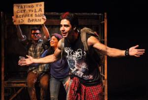 Homefree, Gia On The Move, Tracey Paleo, Road Theatre, theatre reviews