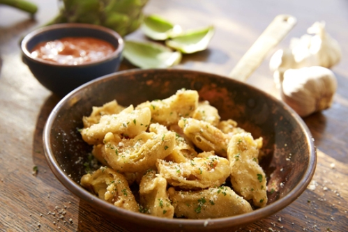 Olive Garden's Artichoke Fritti