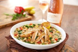 Olive Garden's Chicken Abruzzi
