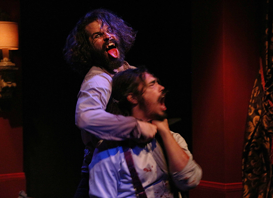 Dracula, Bram Stoker, Theatre 68 theater review