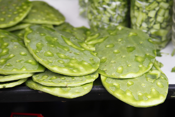 Nopal Cactus food