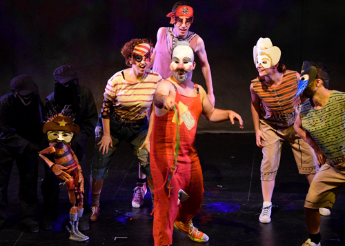gia on the move, marc wheeler, theatre reviews