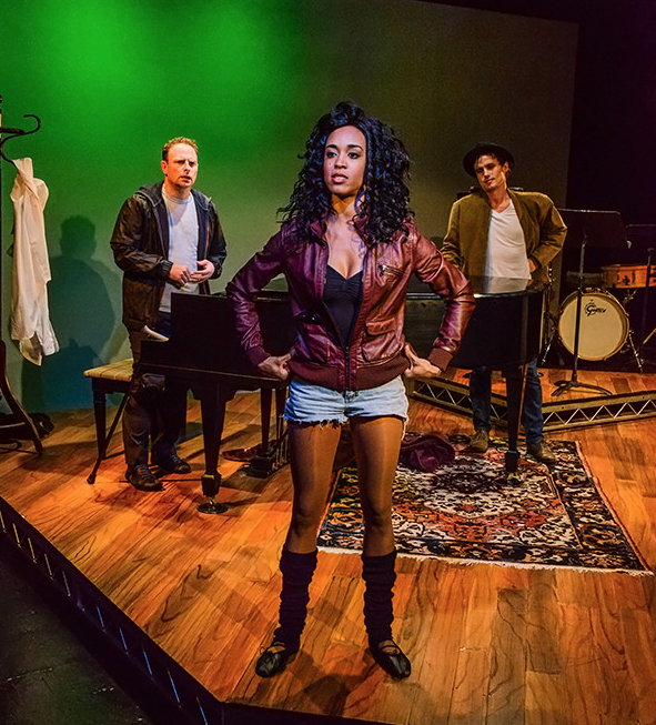 Sacred Fools Miravel theater review