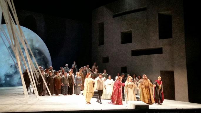 Norma LA Opera Gia On The Move