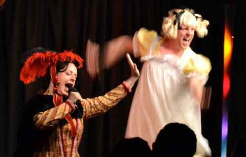 Prairie-oke! March Wheeler, musicals, theater reviews