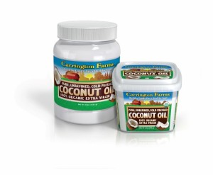 Carrington Farms coconute oil (1)