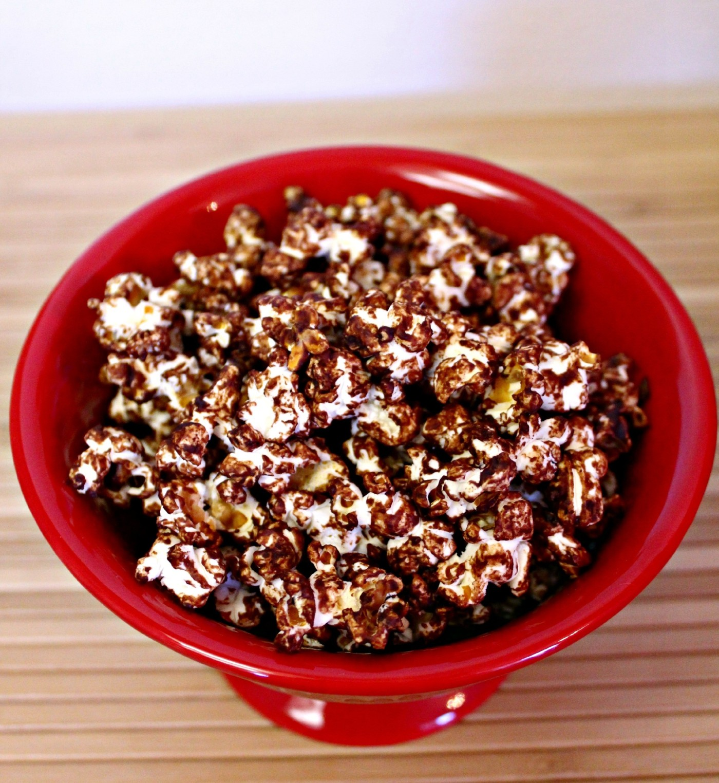 spicy chocolate popcorn gia on the move food