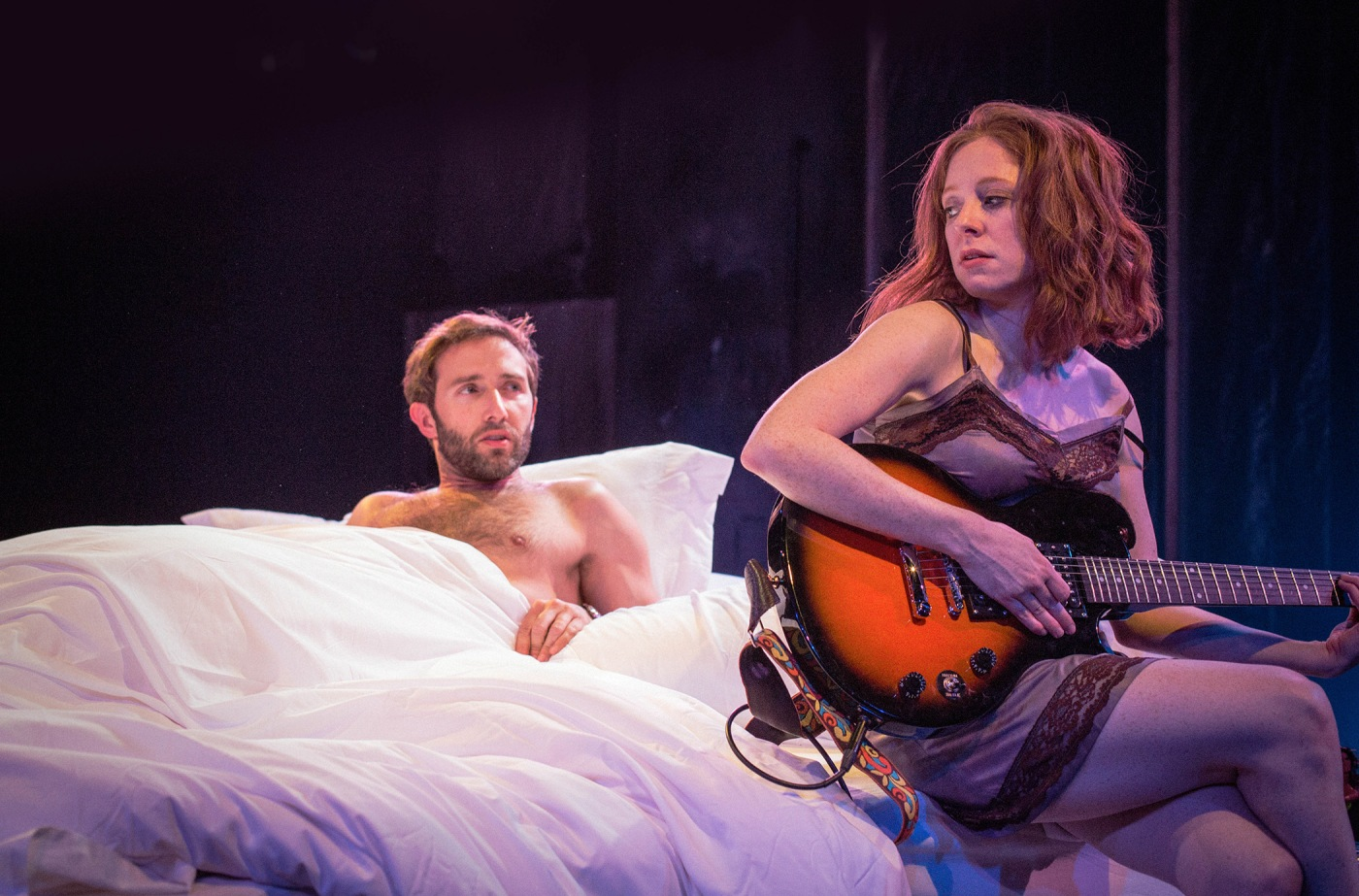 BED gia on the move theatre reviews