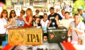 gia on the move beer festivals