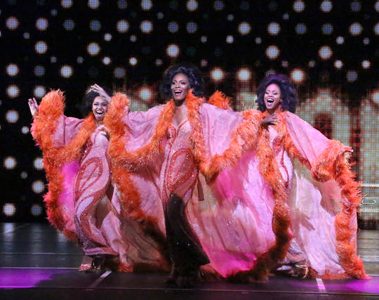 dreamgirls musical la mirada