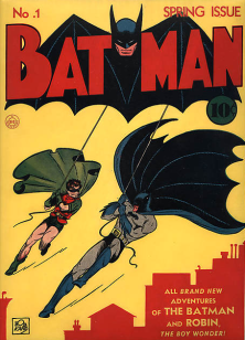 Batman Gia On The Move comic books