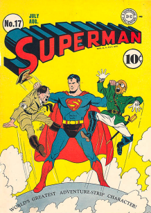 Superman Gia On The Move comic books