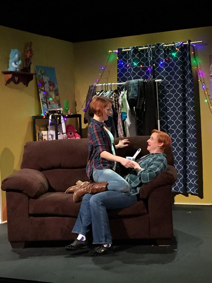 gorgeous Beth Polsky gia on the move theatre reviews tracey paleo