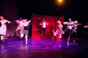 Four Clowns The Halfwits' Last Hurrah hollywood fringe