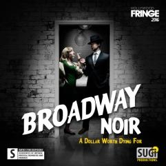 broadway noir gia on the move theatre reviews benjamin schwartz hollywood fringe