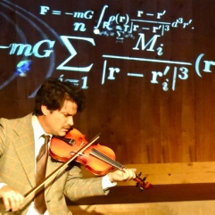 einstein gia on the move theatre reviews tracey paleo hollywood fringe festival