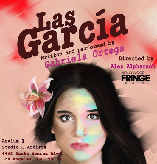 las garcia theater review hollywood fringe festival