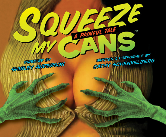 squeeze my cans theatre reviews tracey paleo hollywood fringe