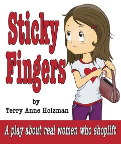 sticky fingers gia on the move theatre reviews tracey paleo hollywood fringe festival